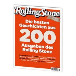 SONDERHEFT: Die besten Geschichten aus 200 Ausgaben des ROLLING STONE!