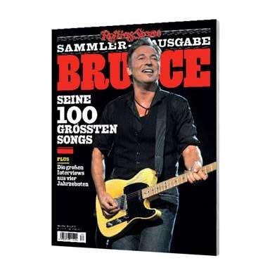 Bruce Springsteen Sammler-Ausgabe