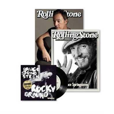 Bruce Springsteen Paket