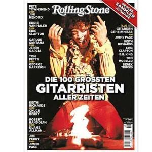 SONDERHEFT: Die 100 größten Gitarristen aller Zeiten