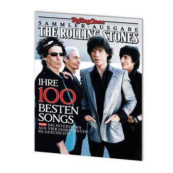 SONDERHEFT: The Rolling Stones – 50 Jahre Rock & Roll auf 124 Seiten