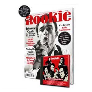 Rookie Ausgabe 1