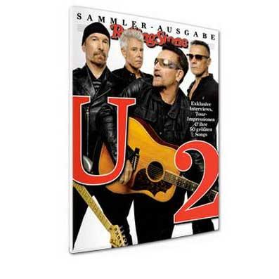 Sammler-Ausgabe U2: Exklusive Interviews, Tour-Impressionen & ihre 50 größten Songs