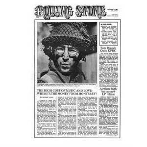 ROLLING STONE Ausgabe 02/2014 mit Reprint des ersten RS US vom 9.11.1967