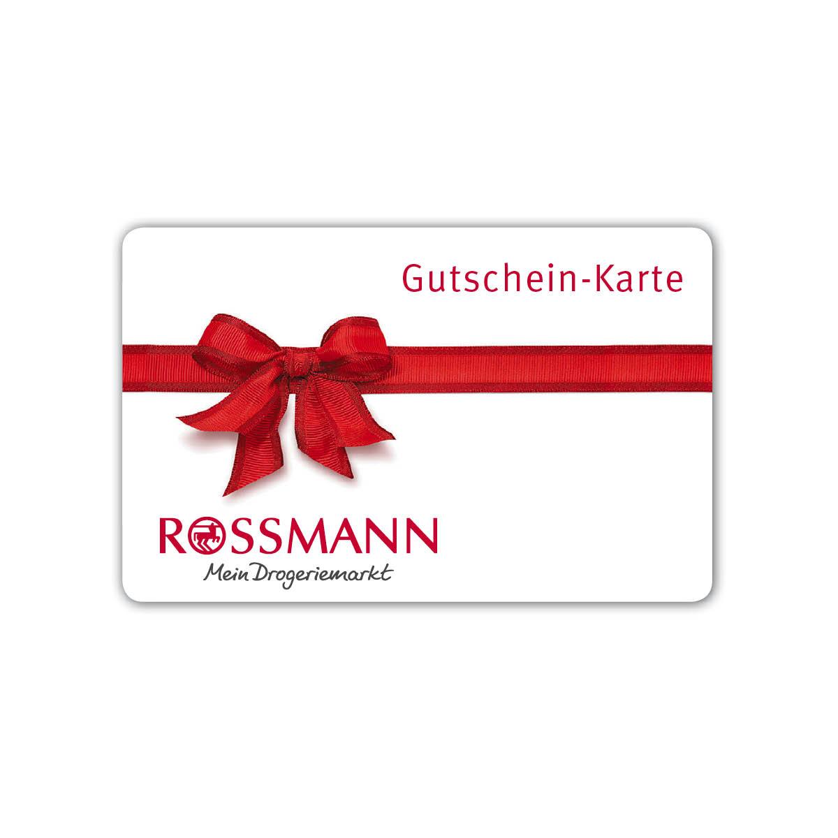 Gutschein Rossman